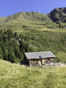 Die Lanschitzhütte