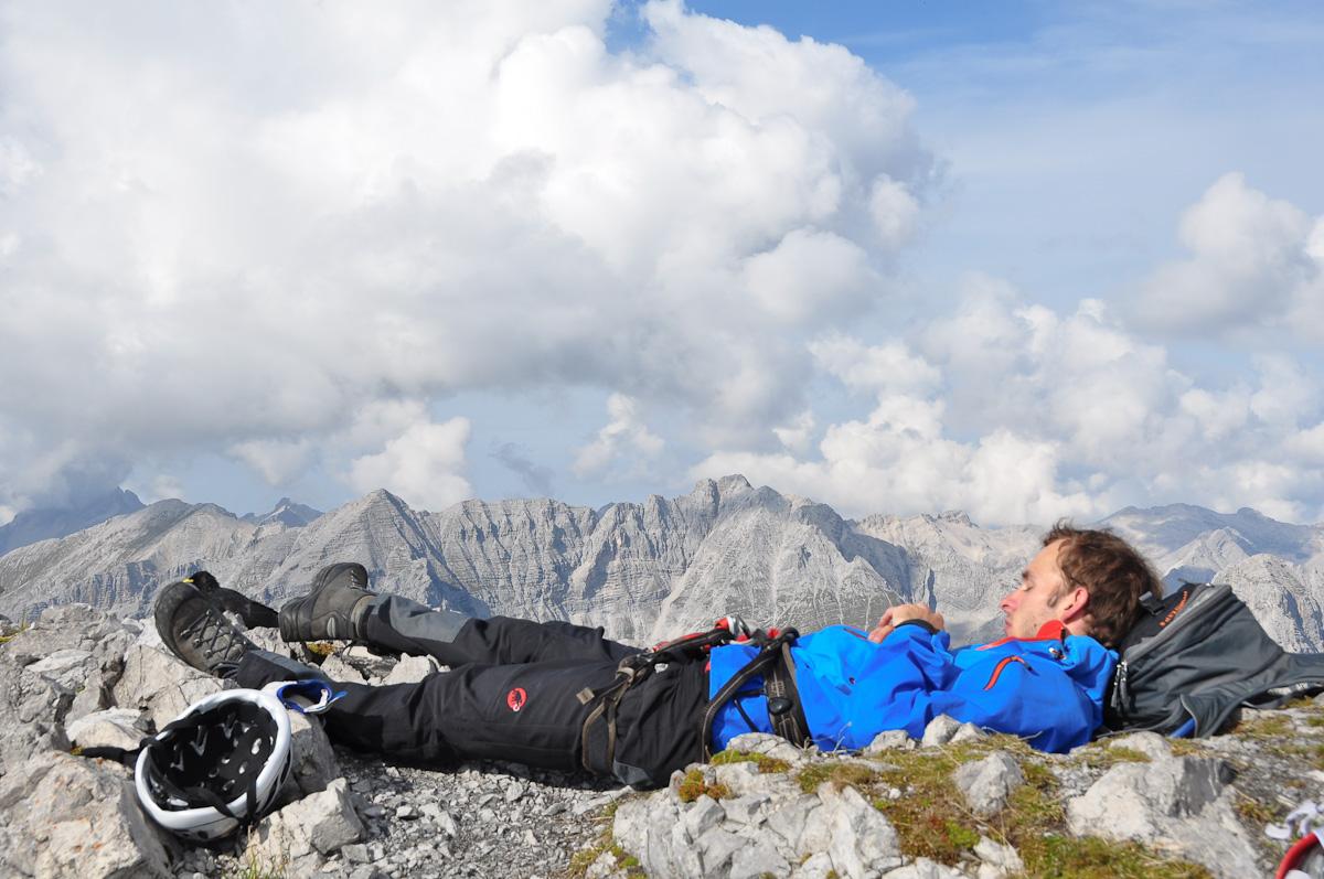 Klettersteig Innsbruck Umgebung : Alpine geckos innsbrucker klettersteig c d mit martin stefan
