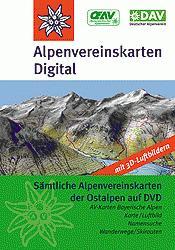 Alpenvereinskarten Digital