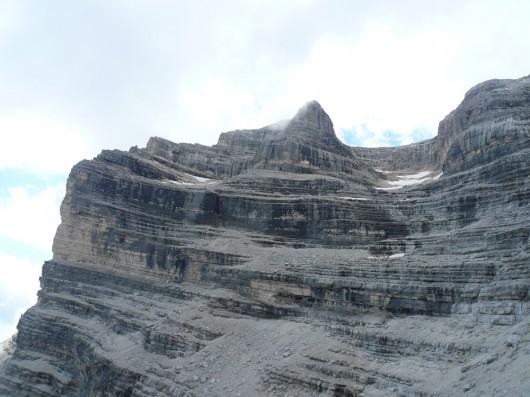Bänder Monte Pelmo