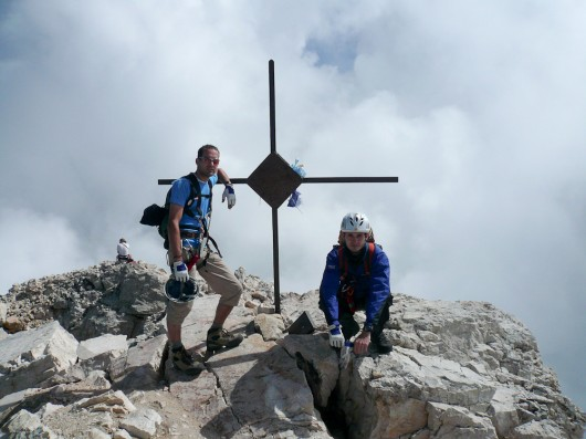 Monte Civetta (3220m)