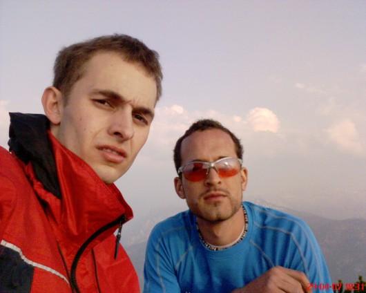 Kasi & Berni am Bergwerkskogel