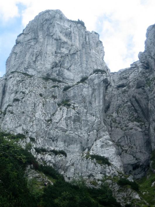Der Traunsee Klettersteig