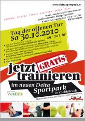 Delta Sportpark in Vöcklabruck